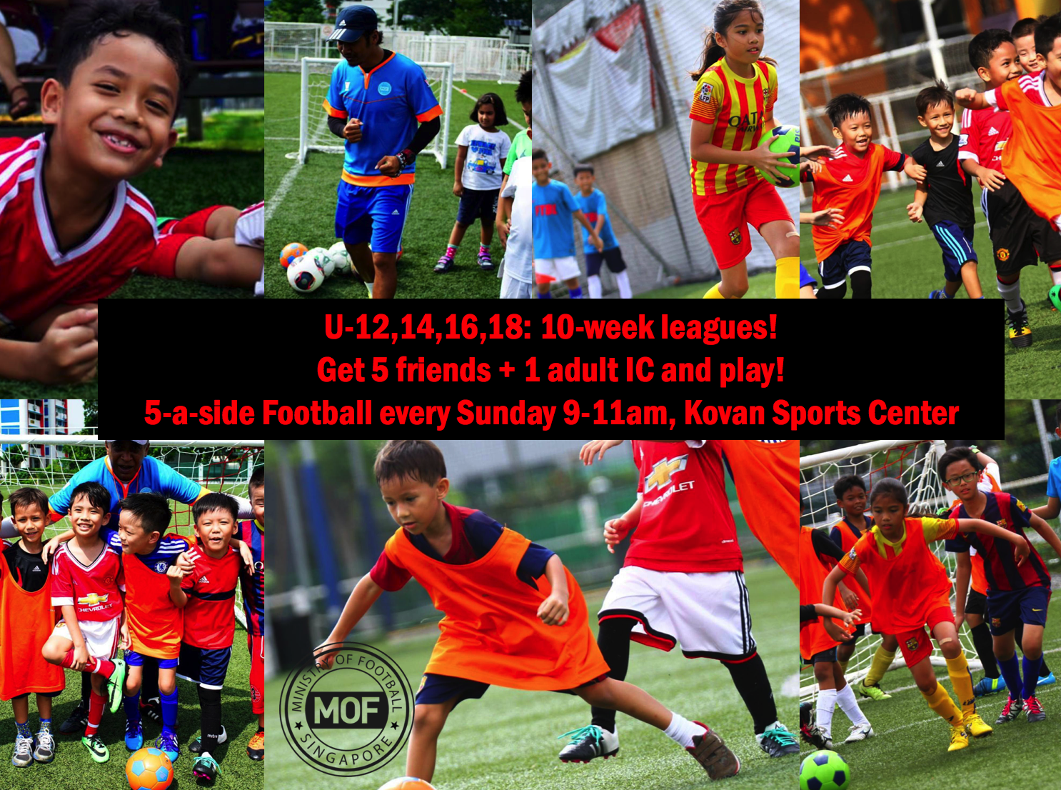 U12 14 16 18 5-a-side leagues1